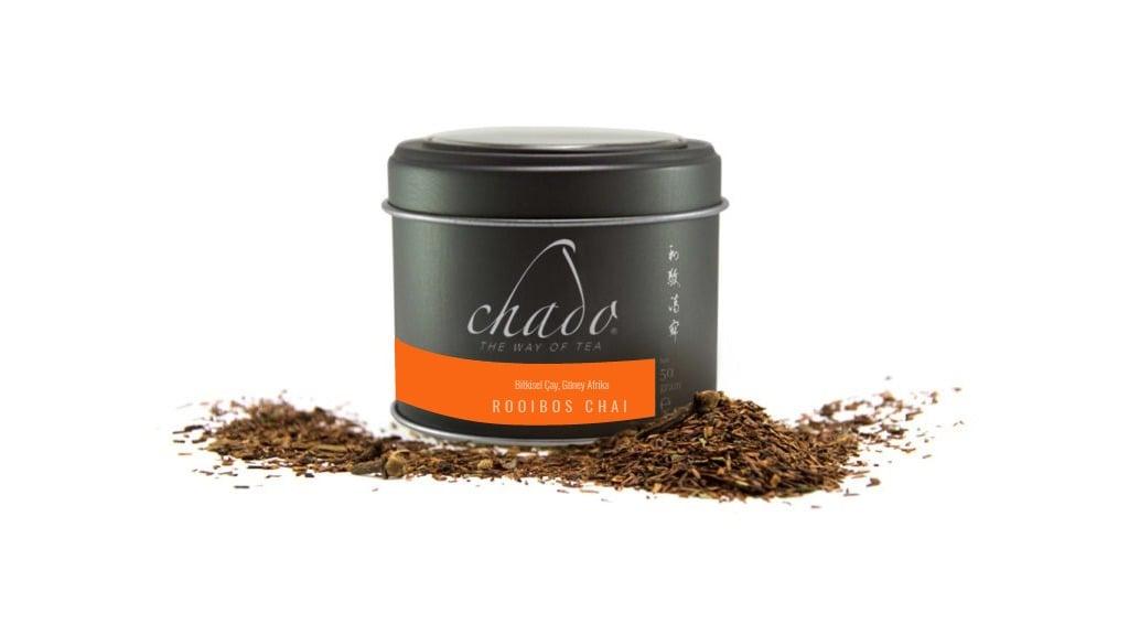 ROOIBOS CHAI BİTKİSEL ÇAY. GÜNEY AFRİKA. Baharatlı Rooibos Çayı. (50 g)
