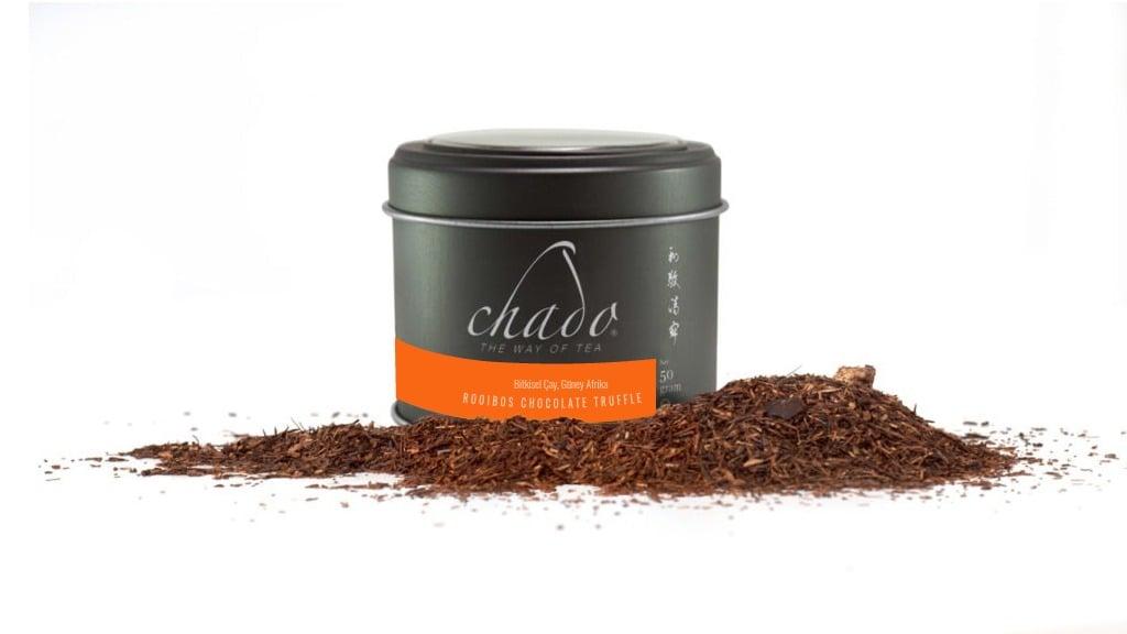 ROOIBOS CHOCOLATE TRUFFLE BİTKİSEL ÇAY. GÜNEY AFRİKA. Rooibos Çayı. (50 g)