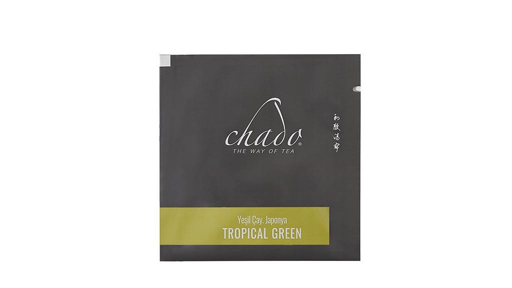 TROPICAL GREEN POŞET ÇAY