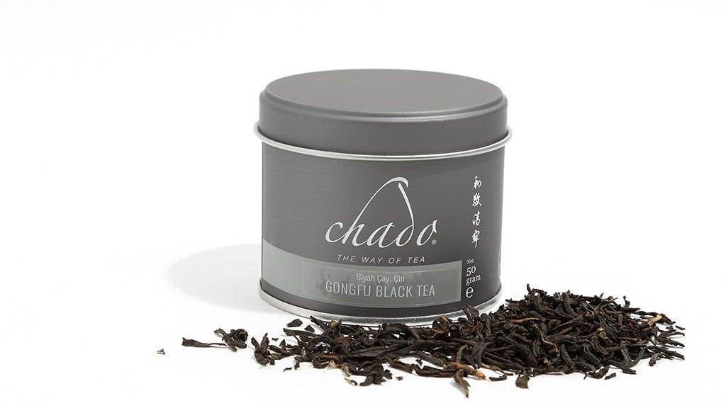 GONGFU BLACK TEA SİYAH ÇAY. ÇİN. Siyah Çay. (50 g)
