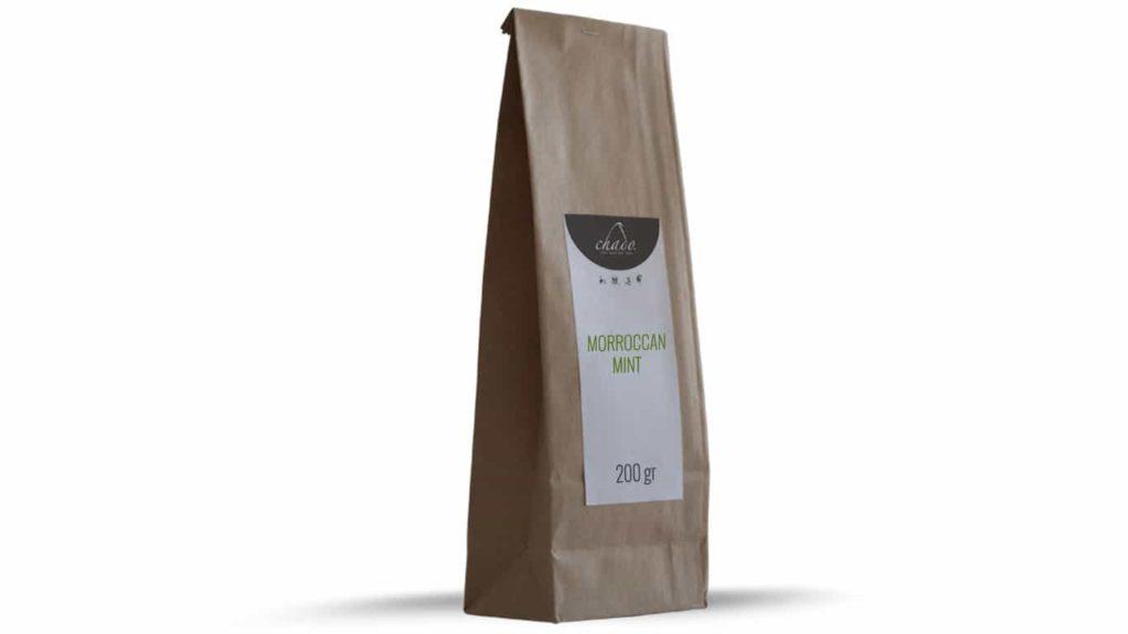 MOROCCAN GREEN 200 g YEŞİL ÇAY. FAS. Saf Yeşil Çay. (200 gr)