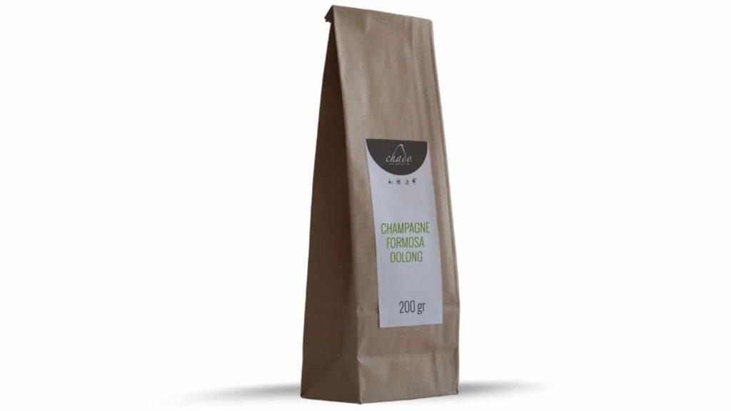 CHAMPAGNE FORMOSA OOLONG 200 g OOLONG ÇAYI. TAYVAN. Saf Oolong Çayı. (200 g)