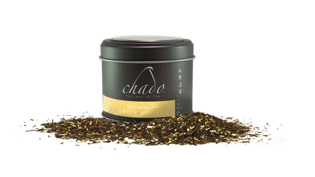 GREEN ROOIBOS BİTKİSEL ÇAY. GÜNEY AFRİKA. Green Rooibos Çayı. (50 g)