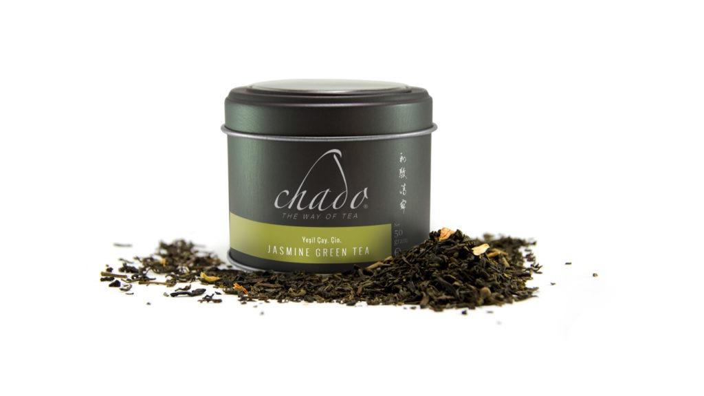 JASMINE GREEN TEA YEŞİL ÇAY. ÇİN. Yaseminli Yeşil Çay. (50 g)