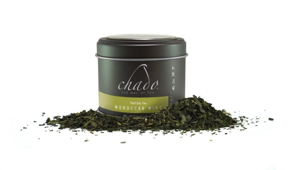 MOROCCAN MINT YEŞİL ÇAY. FAS. Saf Yeşil Çay. (50 g)