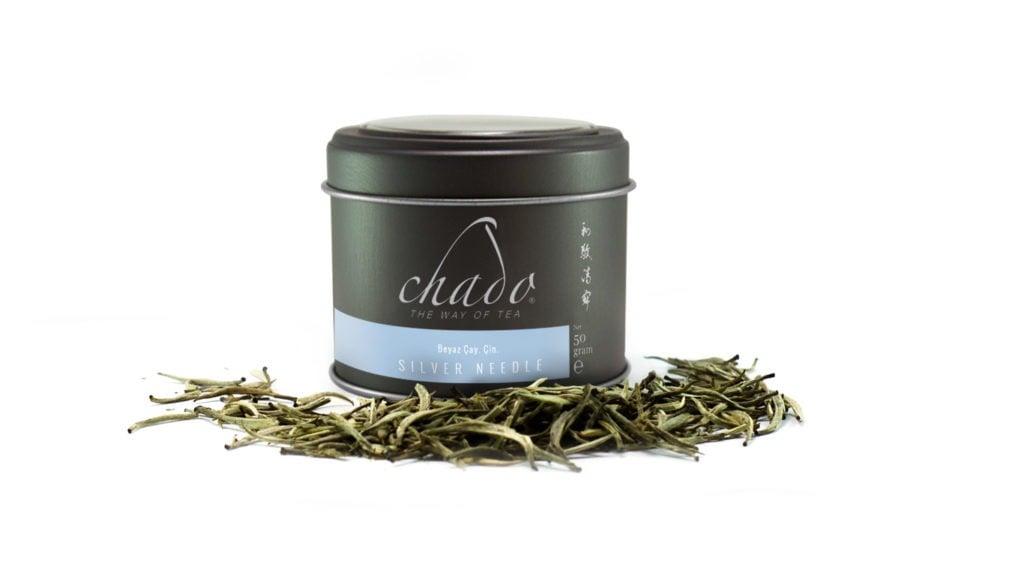 SILVER NEEDLE BEYAZ ÇAY BEYAZ ÇAY. ÇİN. Saf Beyaz Çay. (50 g)
