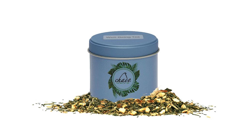 Well-Being Tea YEŞİL ÇAY. JAPONYA. Portakallı yeşil çay. (50 gr.)