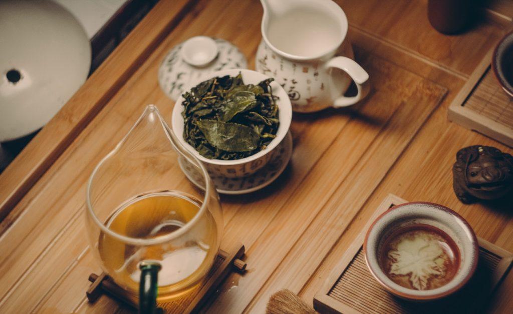 Japon Çayı'nın Felsefesi