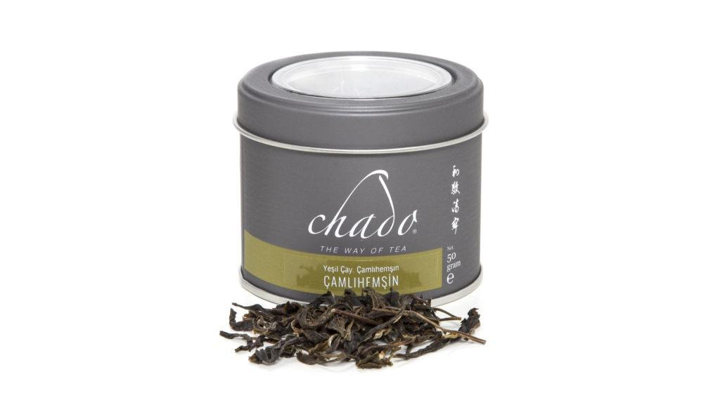 ÇAMLIHEMŞİN YEŞİL ÇAY. TÜRKİYE Yeşil Çay. (50 g)