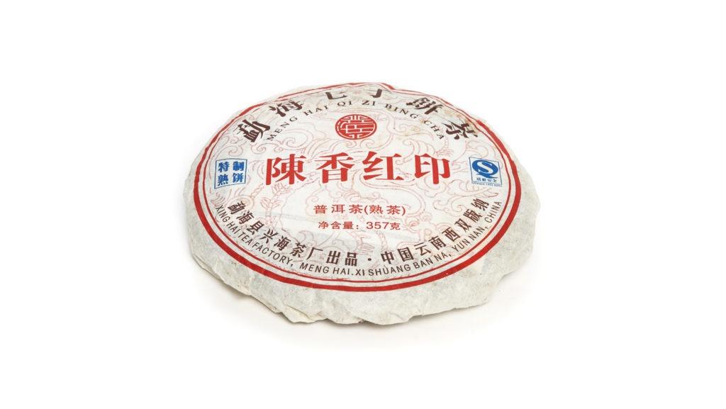 PRESSED PU-ERH (360 gr) SİYAH ÇAY. ÇİN. Siyah Pu-erh Çayı (360 g)