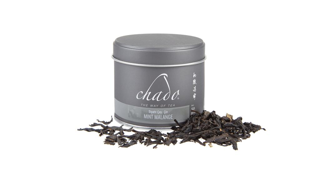 MINT MELANGE SİYAH ÇAY. ÇİN. Siyah Çay (50 g)