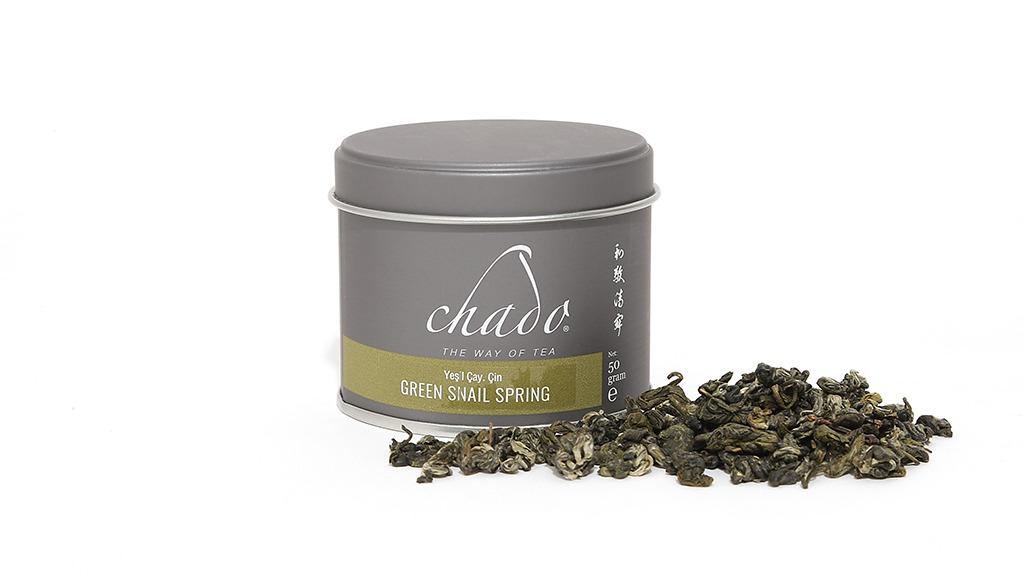 GREEN SNAIL SPRING YEŞİL ÇAY. ÇİN. Saf Yeşil Çay. (50 g)