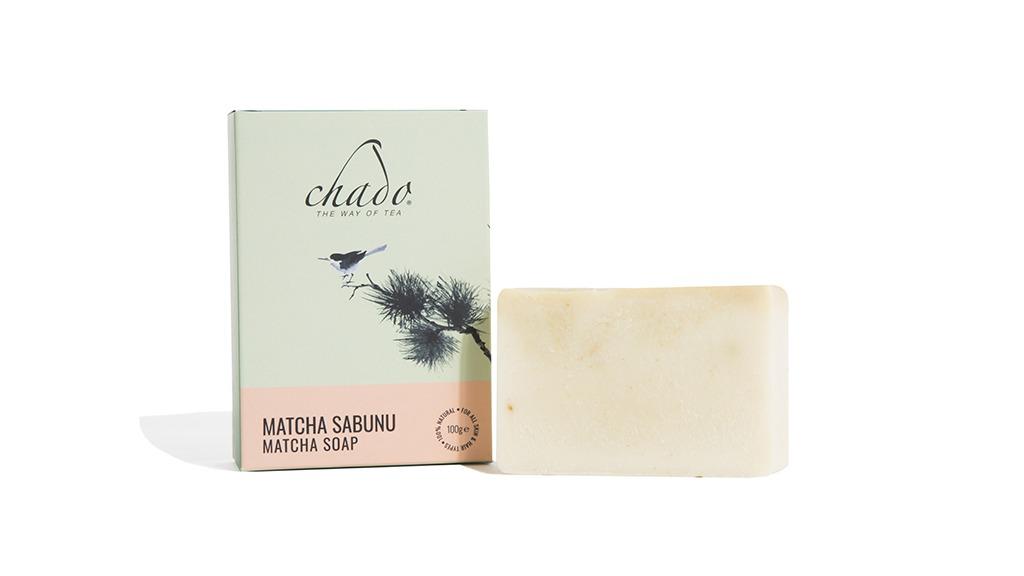 Matcha'lı Sabun